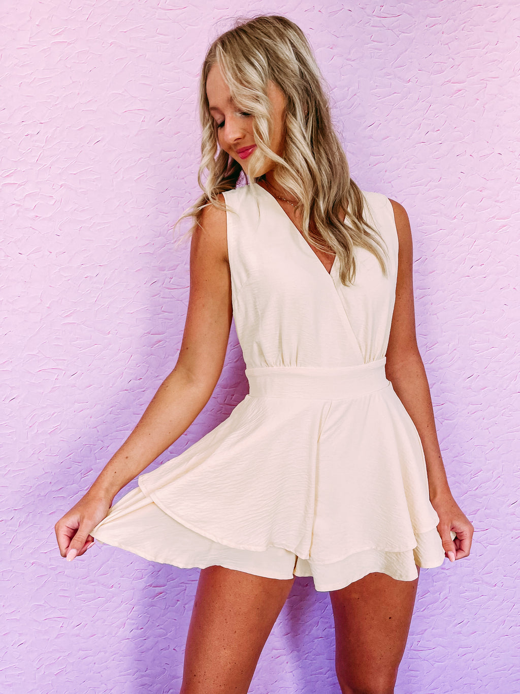 Main Squeeze Dot Blouse