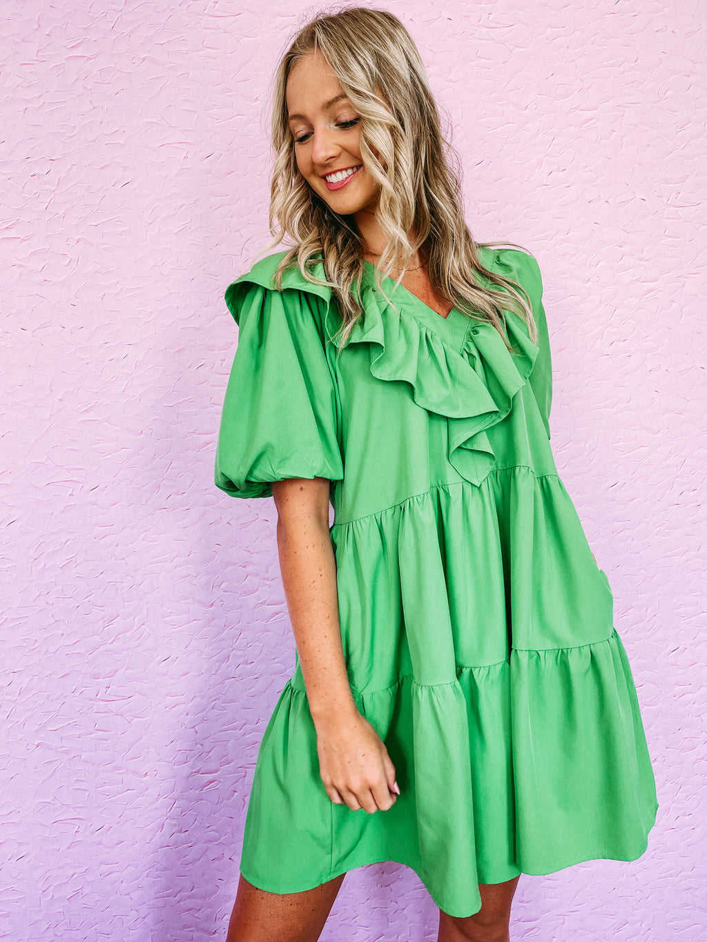 End of Day Leo Skirt - blue grey