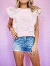 Lola Plaid Shacket - beige