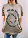 Long Live Rock & Roll Tee