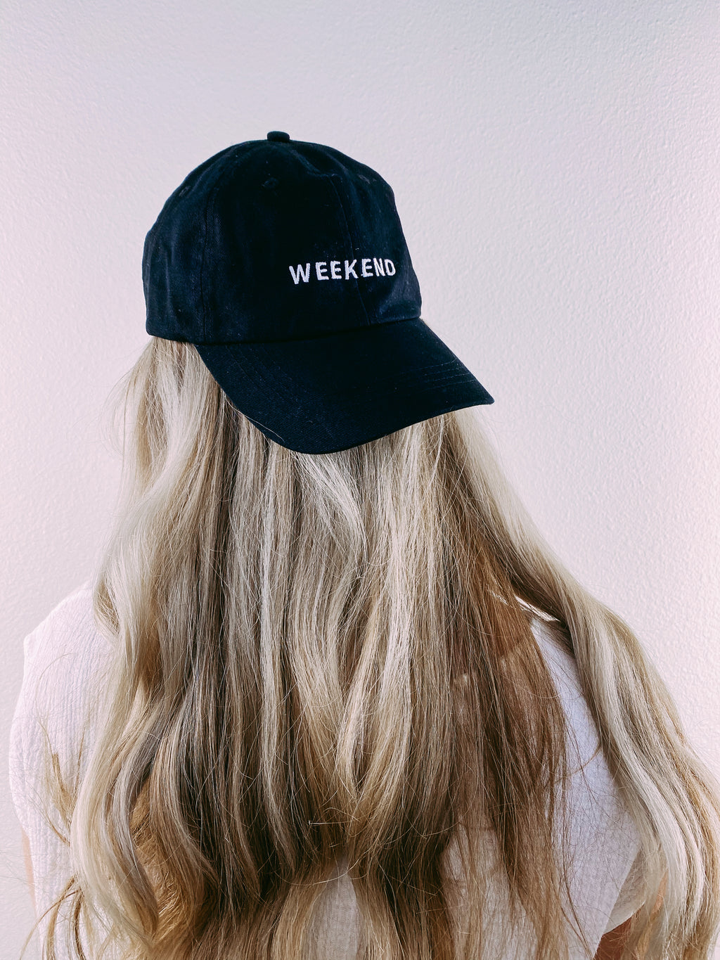 Weekend Hat - black