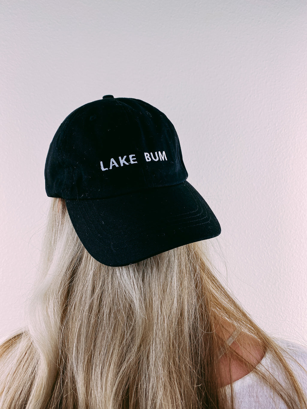 Lake Bum Hat - black