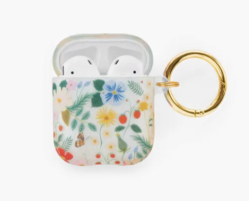 AirPod Case- Strawberry Fields
