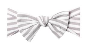 Copper Pearl: Headband Bow - everest