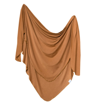 Copper Pearl: Swaddle - camel