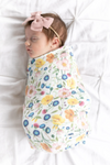 Copper Pearl: Swaddle - isabella