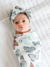 Copper Pearl: Swaddle - dot