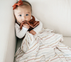 Copper Pearl: Swaddle - piper