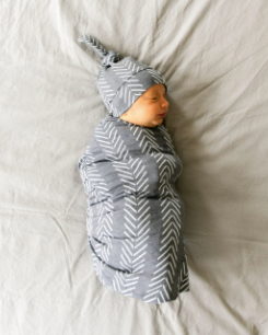 Copper Pearl: Swaddle - canyon