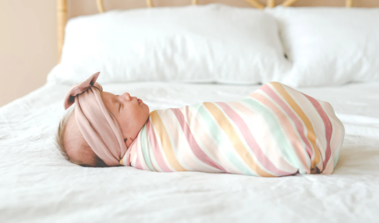 Copper Pearl: Swaddle - belle