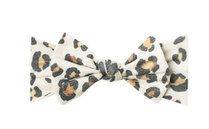 Copper Pearl: Headband Bow - Zara