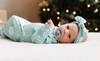 Copper Pearl: Newborn Knotted Gown - Jane