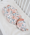 Copper Pearl: Swaddle Blanket- autumn