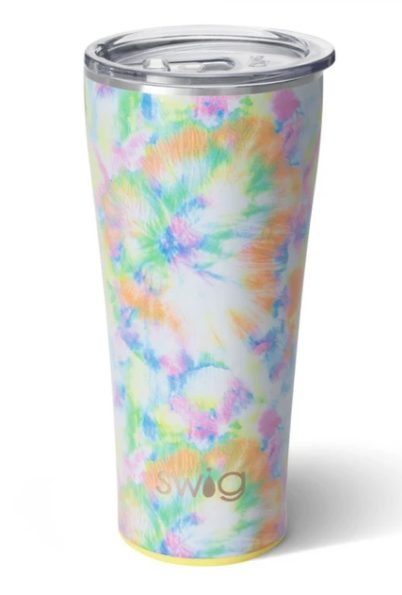 Swig: 32oz Tumbler- You Glow Girl