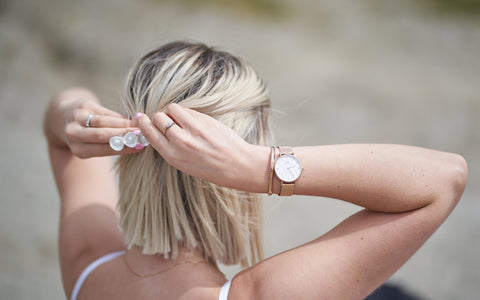Kim Legler for Daniel Wellington Watches
