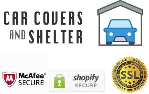 Secure Site Car Covers and Shelter