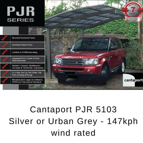 PJR series cantaport Car Covers and Shelter