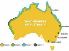 Australian wind regions single garage Car Covers and Shelter