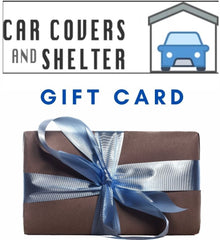 Picture of Car Covers and Shelter Gift Card