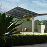 Cantilever Style Carport double by Cantaport Car Covers and Shelters