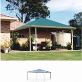 Hip Roof Double Carport Lysaght Car Covers and Shelter