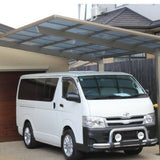 Cantilever Style Carport double by Cantaport Car Covers and Shelter
