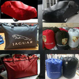 PU Storage bags for outdoor Custom Made Car cover - Car Covers and Shelter
