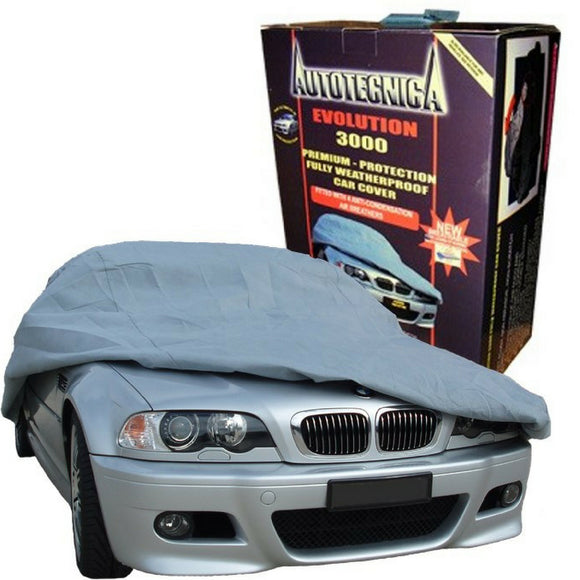 Evolution car covers autotecnica  CAR COVERS AND SHELTERS