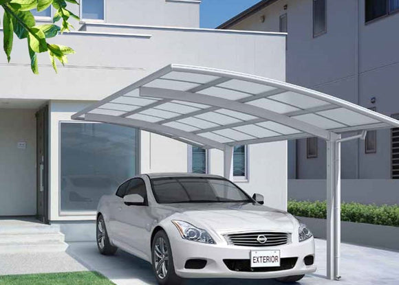 PJR Cantaport Cantilever carport Car Covers and Shelter