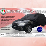 Car Cover Indoor Showroom SUV or 4x4