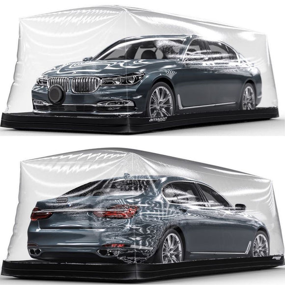 Premium Indoor Car Bubble - Car Covers and Shelter