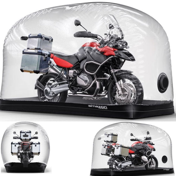 Premium Motorcycle bubble - Car Covers and Shelter