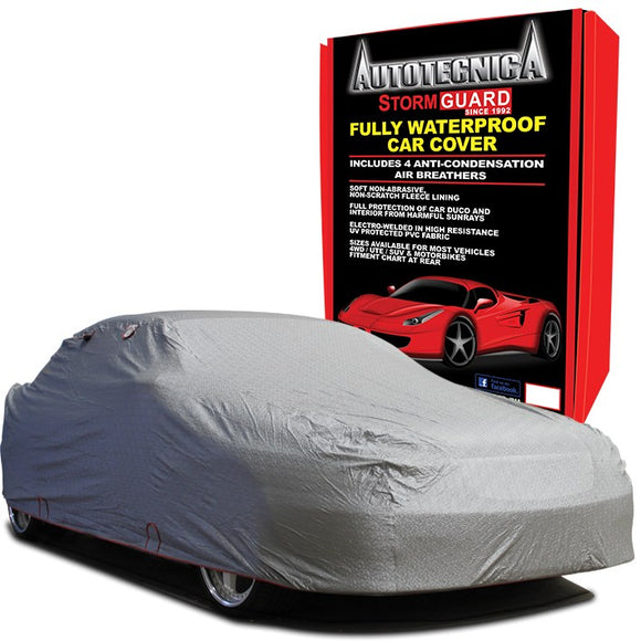 stormguard sedan and hatch car covers Car Covers and Shelter