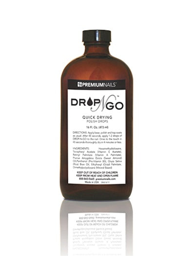 Drop N Go - Quick Drying Polish Drops