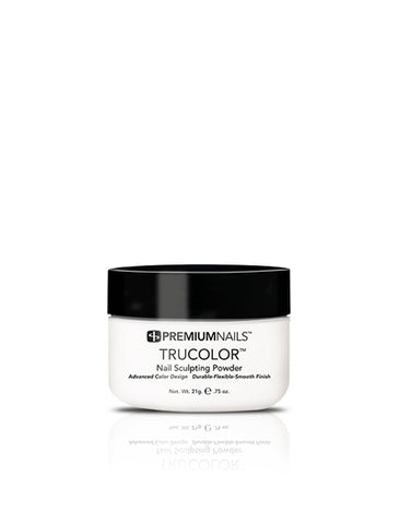 Extreme French White - TRUCOLOR Nail Sculpting Powder