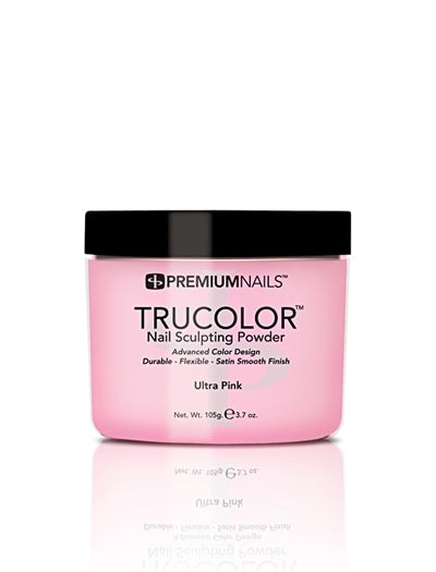 Ultra Pink - TRUCOLOR Nail Sculpting Powder