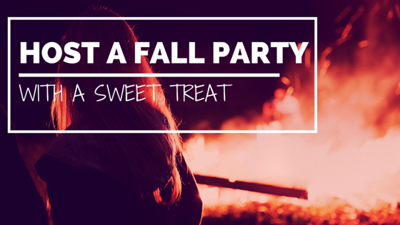 Host a Fall Party with a Sweet Treat