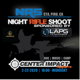 X3 Night Rifle Shoot (NRS)