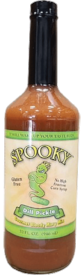 Spooky Dill Pickle Bloody Mary Mix