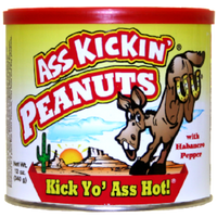 "Ass Kickin' Peanuts ""Kick Yo' Ass Hot"""