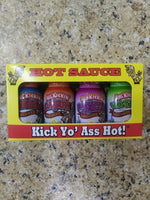Ass Kickin' Kick Yo' Ass Hot Gift Pack
