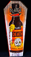 Blair's Ultra Death Sauce With Jersey Fury