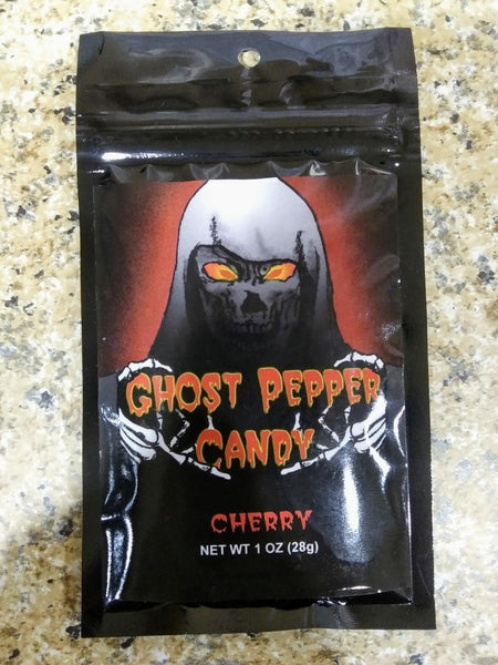 Ghost Pepper Candy - Cherry