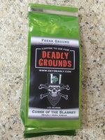Deadly Grounds Coffee - Curse of the Blarney