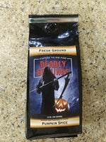 Deadly Grounds Coffee - Pumpkin Spice