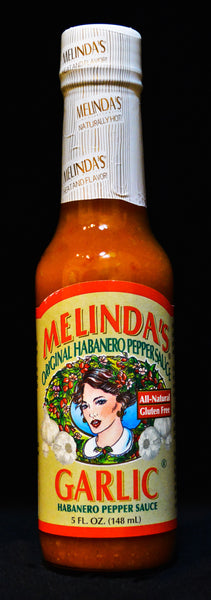 Melinda's - Garlic Habanero Hot Sauce