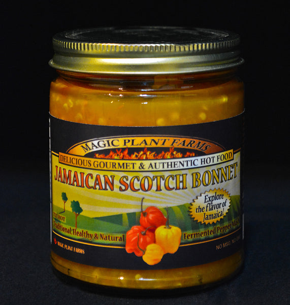 Magic Plant Farms - Jamaican Scotch Bonnet Mash