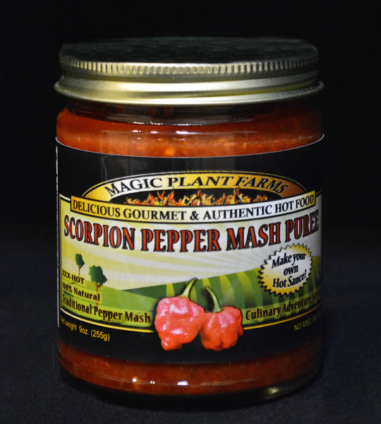 Scorpion Pepper Mash