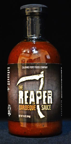 Cajohn's The Reaper Barbeque Sauce