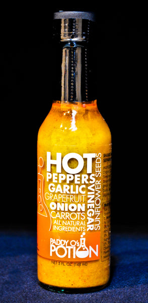 Popp Sauce - Paddy O's Potion Hot Sauce